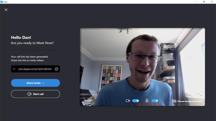 Gracias a Microsoft Skype ahora cuenta con la función Meet Now que te permite iniciar una llamada con solo 3 clics