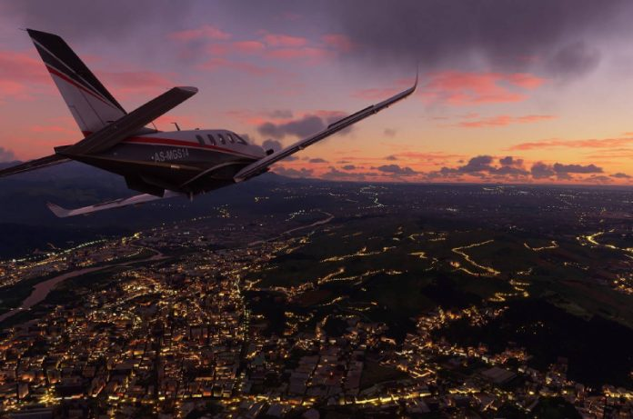 Microsoft Flight Simulator: Están reemplazando a Bing con datos de Google Maps