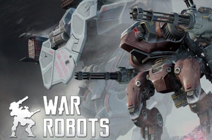 War Robots Remastered ya está disponible en Android