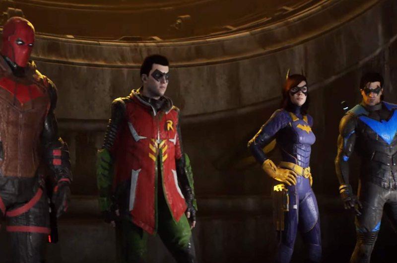 Fecha de lanzamiento para Gotham Knights