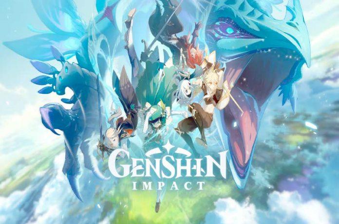 Este es el nuevo personaje de Genshin Impact