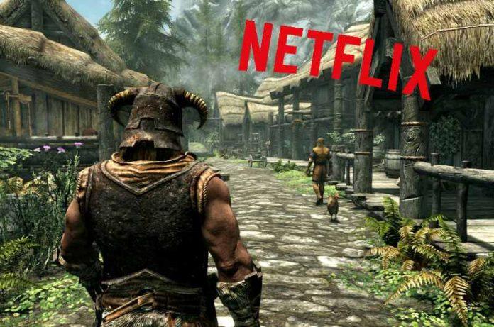 Netflix planea hacer una serie de The Elder Scroll