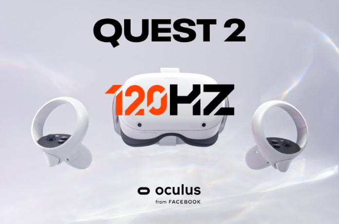 Actualización Para Oculus Quest 2