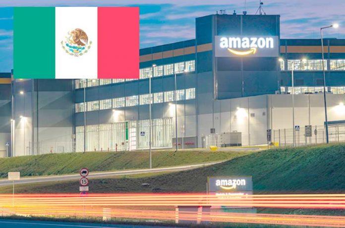 Amazon tiene un nuevo centro de distribución en México
