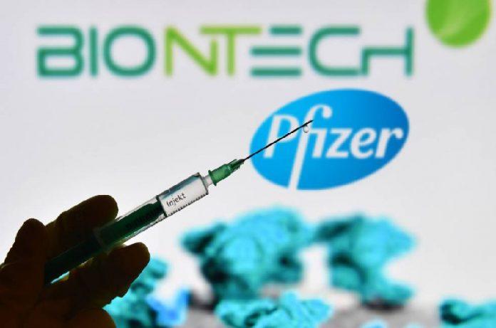 México recibió vacunas de Pfizer en contra del Covid