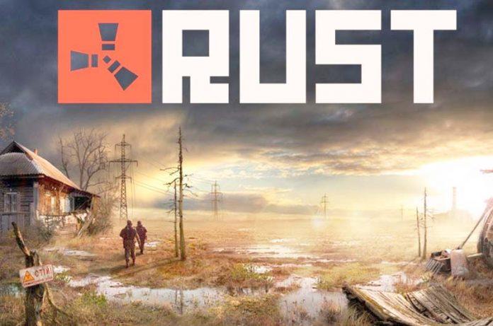 Rust ya tiene fecha de lanzamiento en consolas