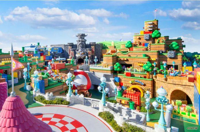 Super Nintendo World en Orlando abrirá hasta 2025