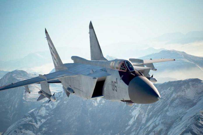 Ace Combat 7 recibirá más jets clásicos en Aircraft Series