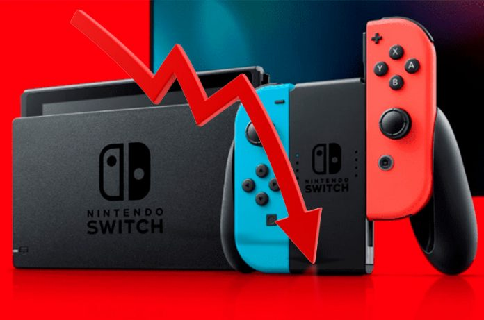 Escasez de Nintendo Switch en 2021