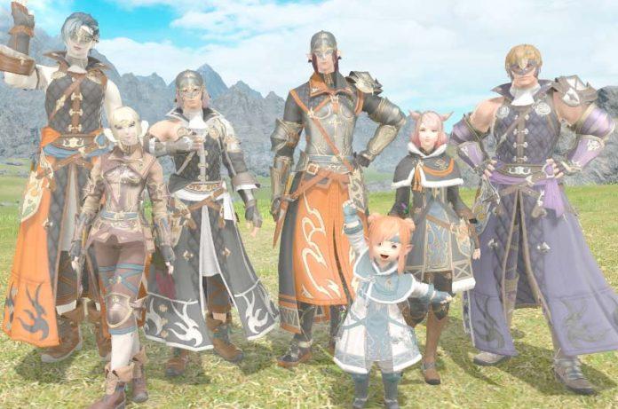Este es el nuevo tráiler de la actualizacion 5.5 de Final Fantasy 14