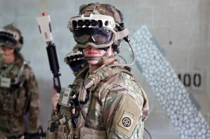 Microsoft brindara HoloLens como equipo militar