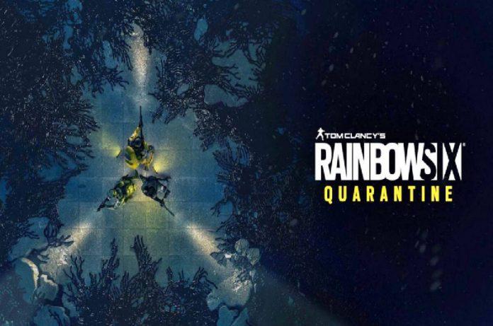 Rainbow Six Quarantine revela nuevo gameplay