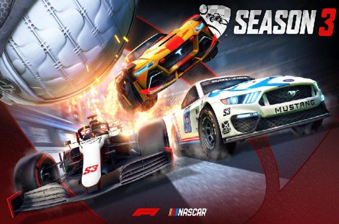 Rocket League tendrá nueva temporada y nuevos carros