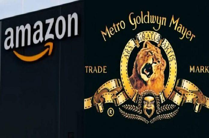Amazon compra a MGM Studios por 8.45 Mil Millones