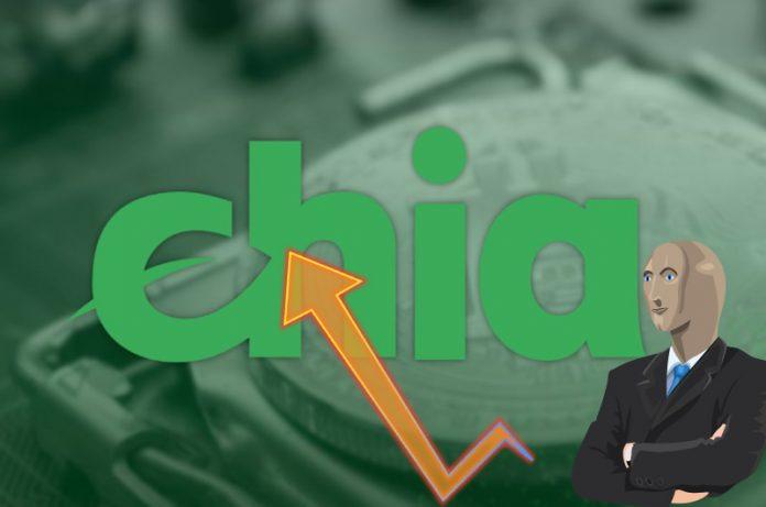 Chia Coin se ha lanzado, y este es su precio en USD.