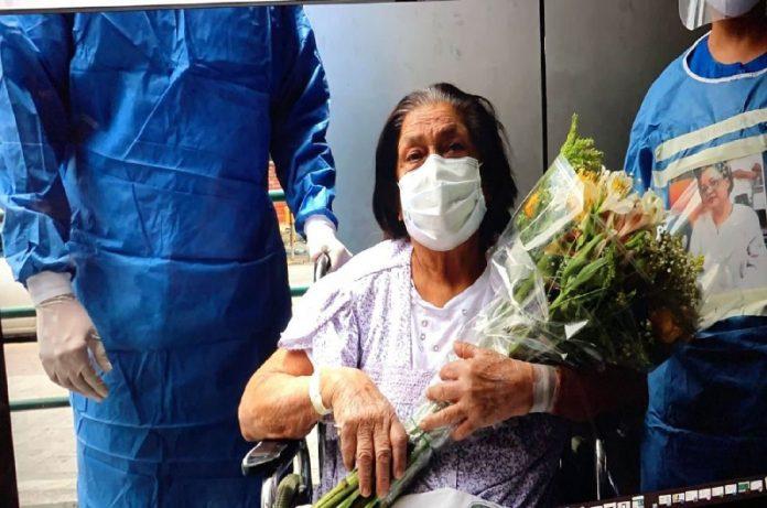 México tiene un millón 891 personas recuperadas de covid