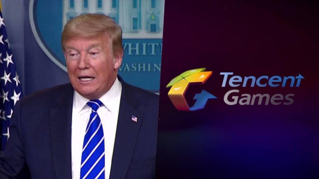 Estados Unidos quiere frenar a Tencent en Riot y Epic 2