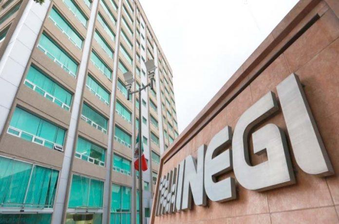INEGI calcula que la economía mexicana creció un 24.8 % el mes pasado
