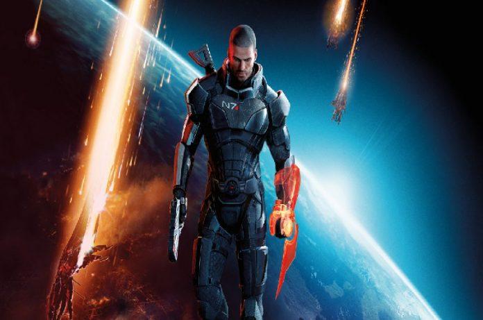 Mass Effect 3 y su huevo de pascua