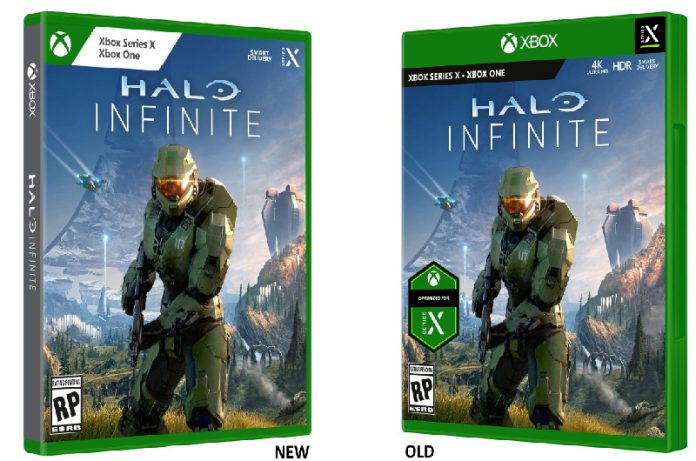 Xbox tendrá nuevo diseño en la caja de arte de sus juegos