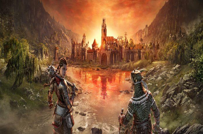 The Elder Scrolls Online llegará a consolas pronto