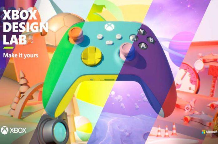 Xbox Design Lab ya está disponible de vuelta