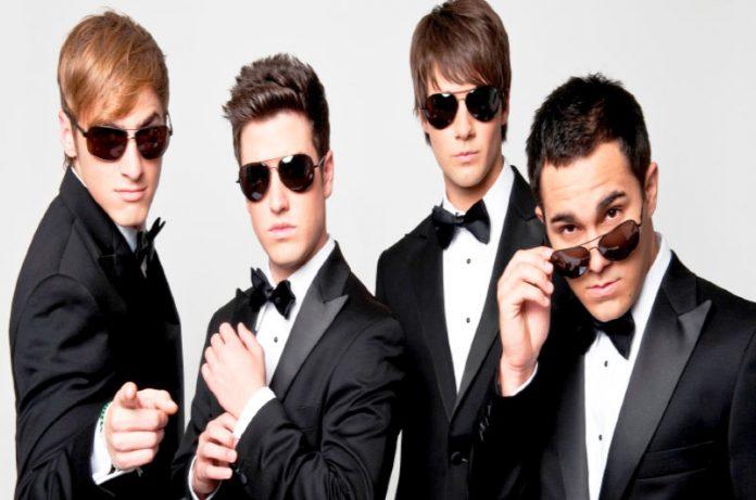 Big Time Rush ya tiene fecha para su primer concierto después de 8 años