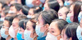 China tienen el récord de contagios diarios por covid-19