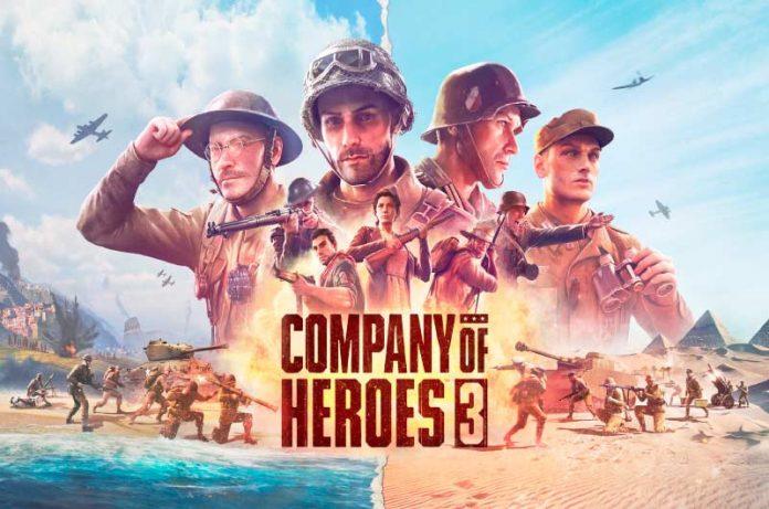 The Company of Heroes 3 ya te permite jugar como Alemania