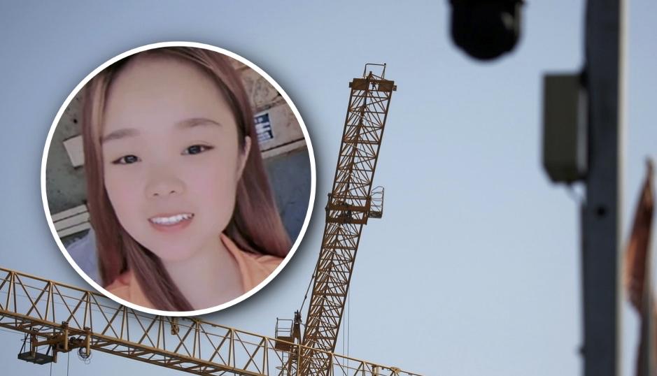 Tiktoker chino muere al caer de una grúa