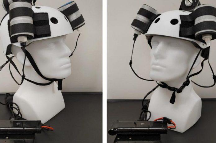 Tumor cerebral mortal fue encogido por nuevo casco magnético experimental