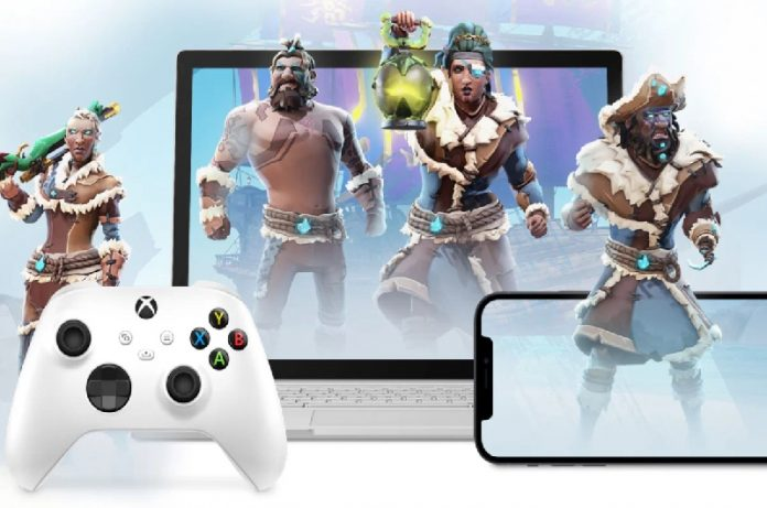 Xbox Cloud Gaming en IOS estará en Game Pass