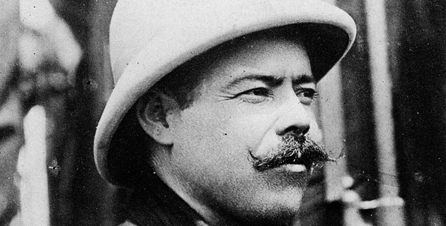 Pancho Villa el Robin Hood mexicano