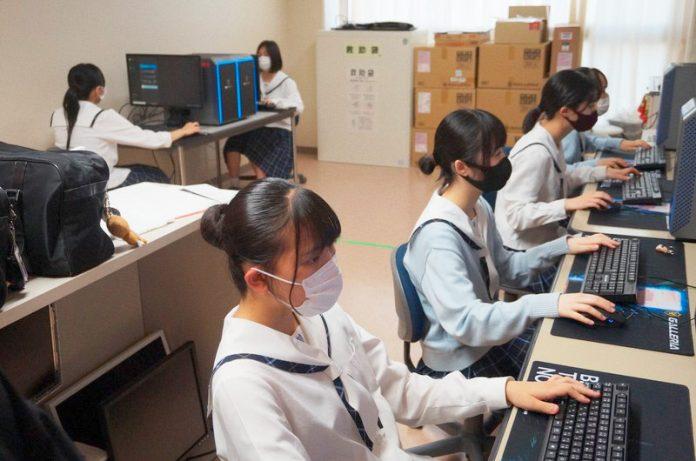 Una escuela exclusiva para mujeres en Japón creó su propio equipo de esports