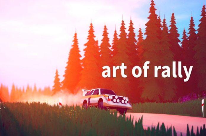 Art of Rally: Se revela la fecha de salida para PS5