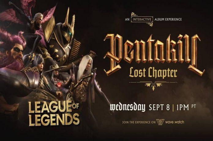 Riot Games ofrecerá concierto virtual en vivo de Pentakill