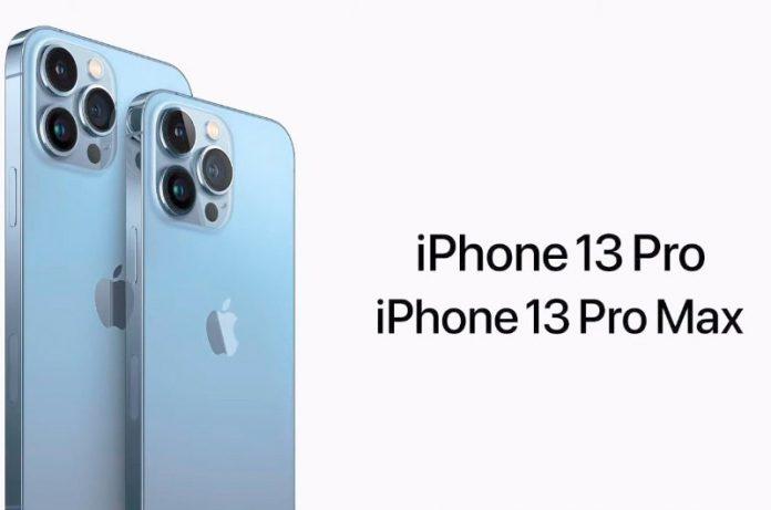 iPhone 13 Pro Max tendrá mejor batería que Nintendo Switch
